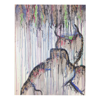 Lively Color Panel Wall Art