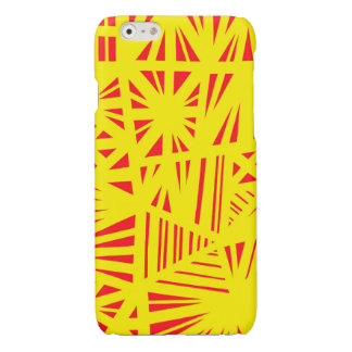 Lively Idea Skilled Humorous Glossy iPhone 6 Case