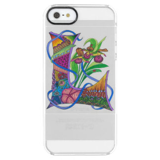 """""""Lively L"""" Monogrammed iPhone Case"""