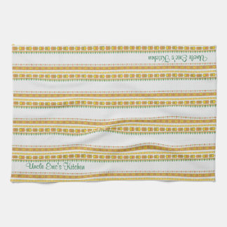 Lively Pattern Uncle's Kitchen Kitchen Towel