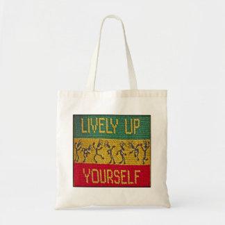 lively reggae dance bag