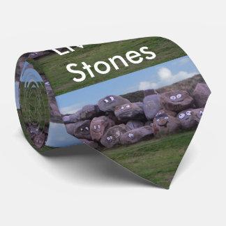 Lively Stones 2 Tie