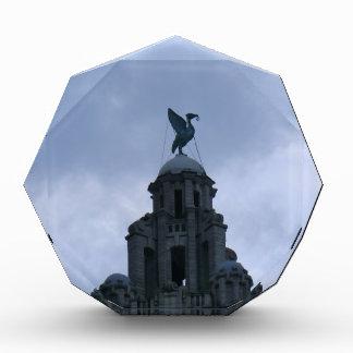Liver Bird in Liverpool Award