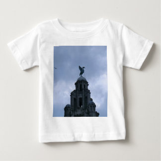 Liver Bird in Liverpool Baby T-Shirt
