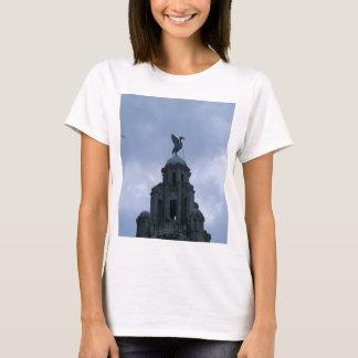 Liver Bird in Liverpool T-Shirt