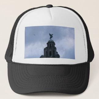 Liver Bird in Liverpool Trucker Hat