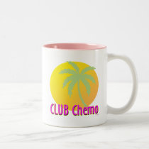 Liver/Bladder Cancer Two-Tone Coffee Mug