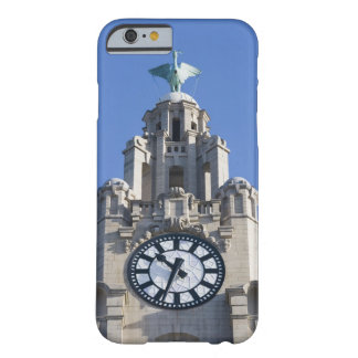 Liver Building, Cunard Building, Liverpool, Barely There iPhone 6 Case