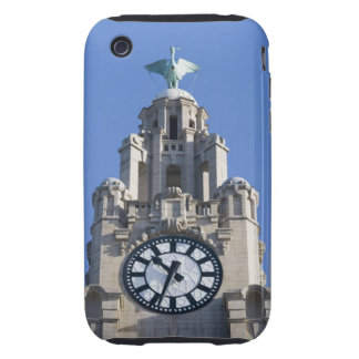 Liver Building, Cunard Building, Liverpool, iPhone 3 Tough Cases