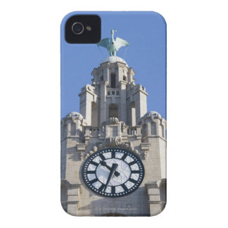 Liver Building, Cunard Building, Liverpool, iPhone 4 Cover
