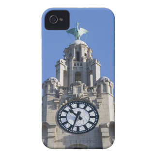 Liver Building, Cunard Building, Liverpool, iPhone 4 Covers