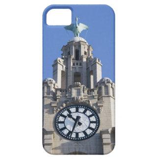 Liver Building, Cunard Building, Liverpool, iPhone SE/5/5s Case