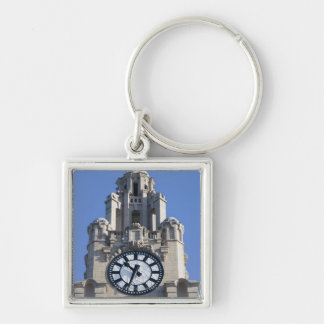 Liver Building, Cunard Building, Liverpool, Keychain