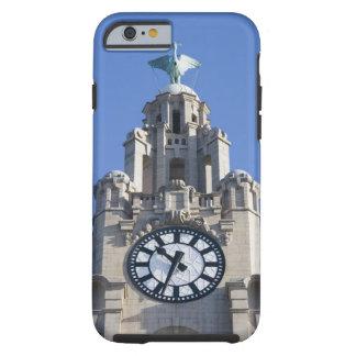 Liver Building, Cunard Building, Liverpool, Tough iPhone 6 Case