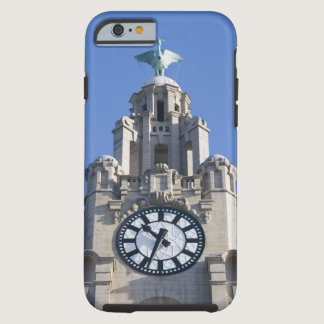 Liver Building, Cunard Building, Liverpool, Tough iPhone 6 Case