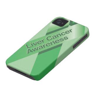 Liver Cancer Awareness iphone case