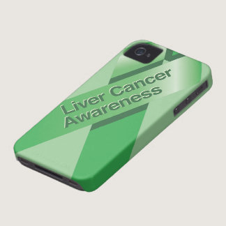 Liver Cancer Awareness iphone case