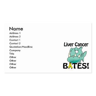 Liver Cancer BITES Business Card