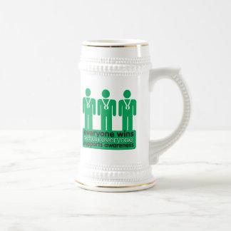 Liver Cancer Everyone Wins With Awareness Mug