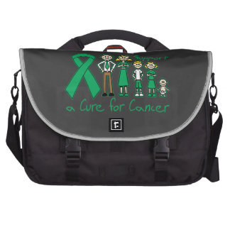 Liver Cancer Family Support A Cure Laptop Commuter Bag