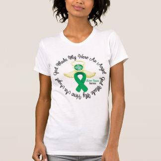 Liver Cancer God Made My Hero An Angel T Shirt