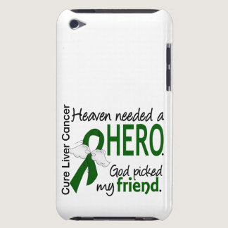 Liver Cancer Heaven Needed a Hero Friend Barely There iPod Cover