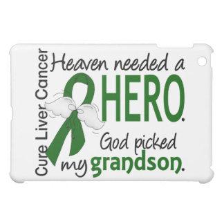 Liver Cancer Heaven Needed a Hero Grandson iPad Mini Cases