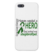 Liver Cancer Heaven Needed a Hero Stepbrother Cover For iPhone SE/5/5s