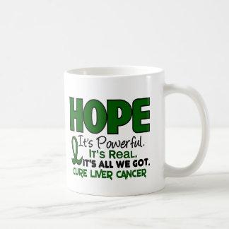 Liver Cancer HOPE 1 Coffee Mug