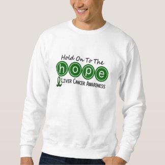 Liver Cancer HOPE 6 Sweatshirt