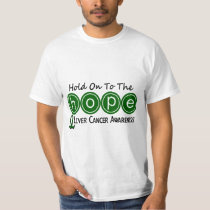 Liver Cancer HOPE 6 T-Shirt