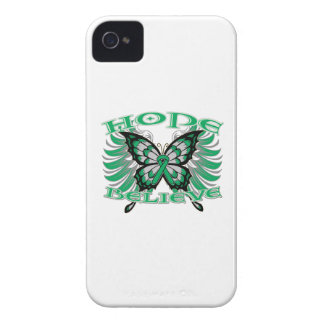 Liver Cancer Hope Believe Butterfly Blackberry Bold Covers
