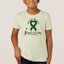 LIVER CANCER I Support My Daddy T-Shirt