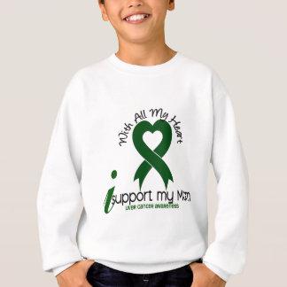 LIVER CANCER I Support My Mom Sweatshirt