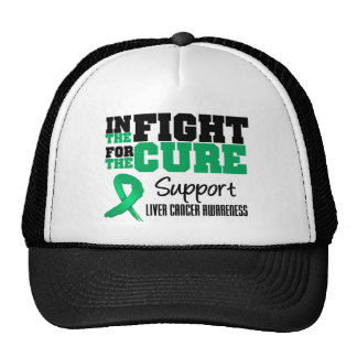 Liver Cancer In The Fight For The Cure Trucker Hat