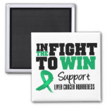 Liver Cancer In The Fight To Win Fridge Magnets