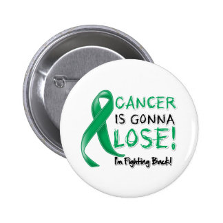 Liver Cancer is Gonna Lose Pinback Button