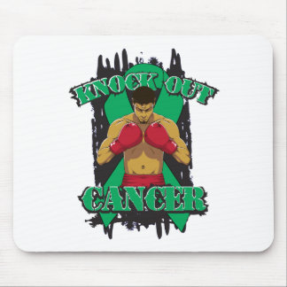 Liver Cancer Knock Out Cancer Mouse Pads