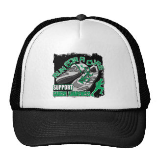 Liver Cancer - Men Run For A Cure Trucker Hat