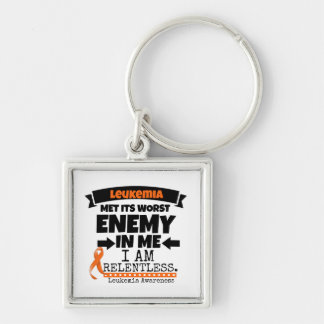 Liver Cancer Met Its Worst Enemy in Me Keychain