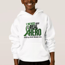Liver Cancer NEVER KNEW A HERO 2 Uncle Hoodie
