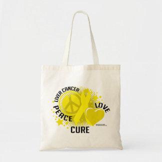 Liver Cancer PLC Tote Bag