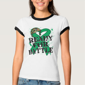 Liver Cancer Ready For Battle T-Shirt
