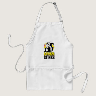 Liver Cancer Stinks Adult Apron