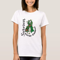 Liver Cancer Survivor 15 T-Shirt