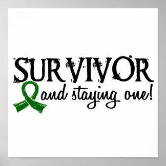 Liver Cancer Survivor 18 Print