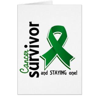 Liver Cancer Survivor 19 Card