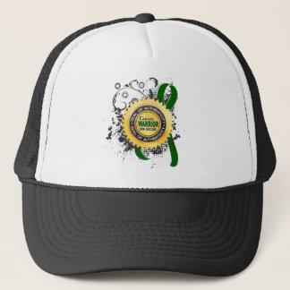 Liver Cancer Warrior 23 Trucker Hat