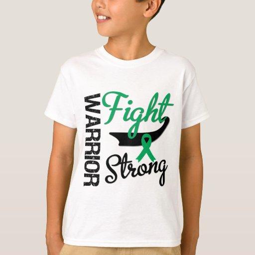 Liver Cancer Warrior T-Shirt
