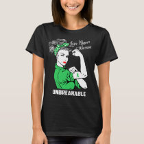 Liver Cancer Warrior Unbreakable T-Shirt